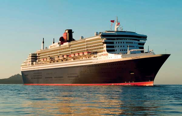 Queen Mary II